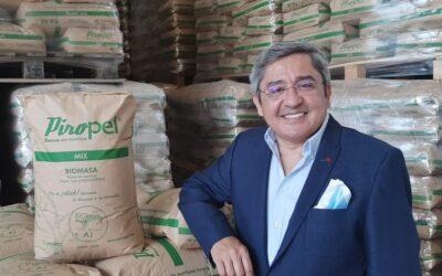 Biomasa de Jaén que llega a todo el mundo