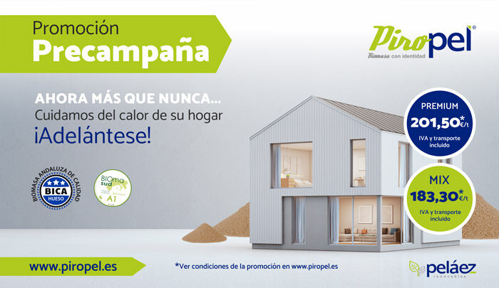 Promocion biomasa hueso de aceituna jaen